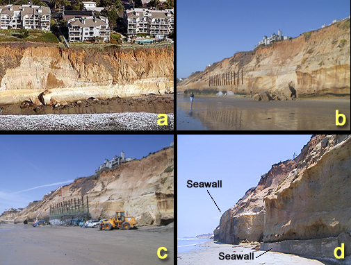 Living with Coastal Change - Coastal Basics - Cliffs and ...